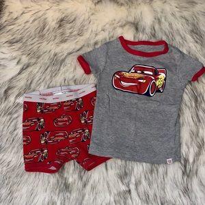 Baby Boy Gap Pajama Short Set